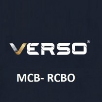 Verso RCBO's and MCB's