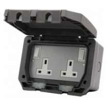 Waterproof Sockets and Switches