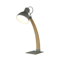Searchlight 1039GY Nanna Table Lamp 7W