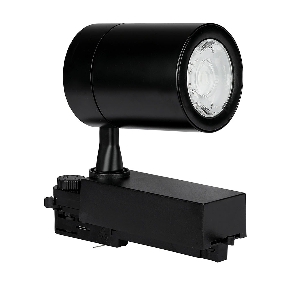 V-TAC 1287 - VT-4536 35W LED TRACKLIGHT 6000K BLACK BODY