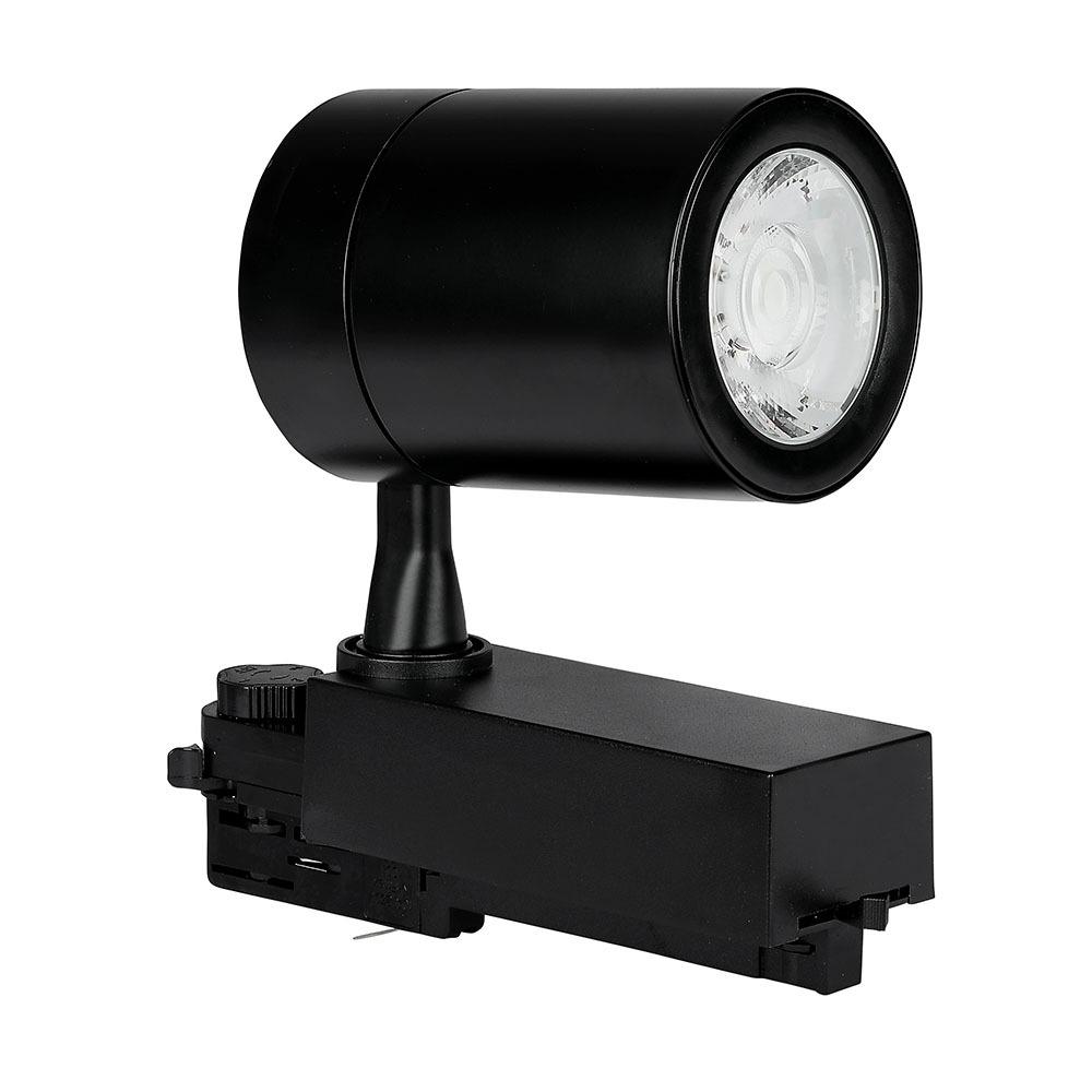 V-TAC 1286 - VT-4536 35W LED TRACKLIGHT 4000K BLACK BODY