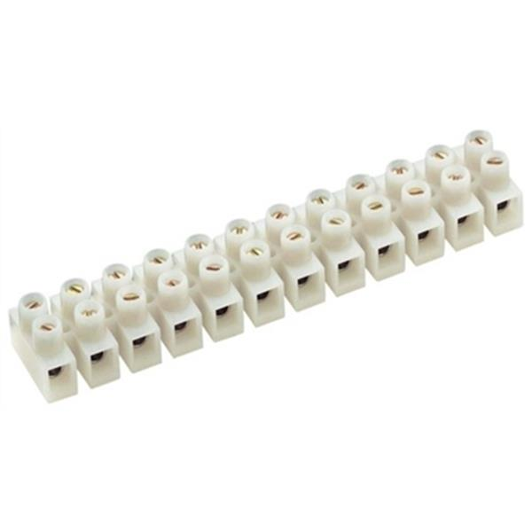 Strip Connector 15A PVC