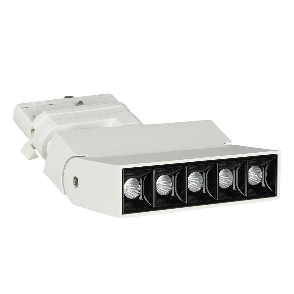 V-TAC 20004 - VT-416 12W LED LINEAR TRACK LIGHT SAMSUNG CHIP 4000K WHITE BODY