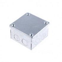 Galvanised Metal Adaptable Box (3x3x2)