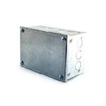 Galvanised Metal Adaptable Box (3x3x3)