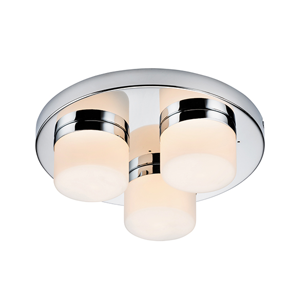 Endon 34200 Ceiling Light G9 3x28W Ch