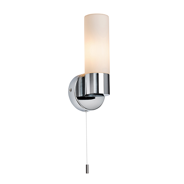 Endon 34483 Wall Light E14 40W Ch