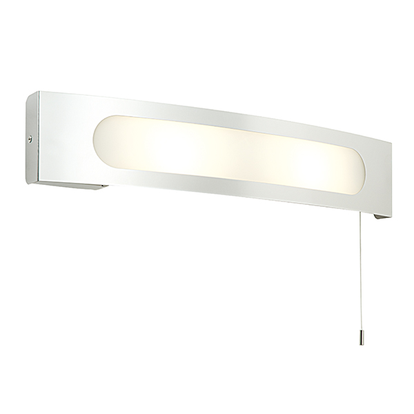 Endon 39148 Shaverlight Wall E14 2x25W