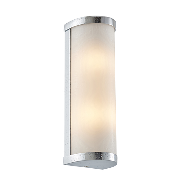 Endon 39363 Wall Light Curved G9 2x28W