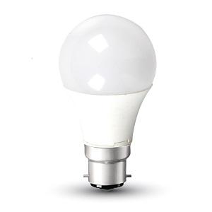V-TAC 4324 Lamp LED B22 A60 10W 6000K