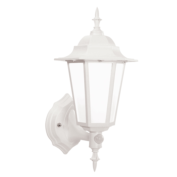 Endon 54556 Evesham Lantern LED 7W White
