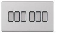 LGA 5MPLUS-105 6G 2 Way Plateswitch 10A