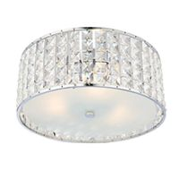 Endon 61252 Chryla Ceiling Light 3x18W