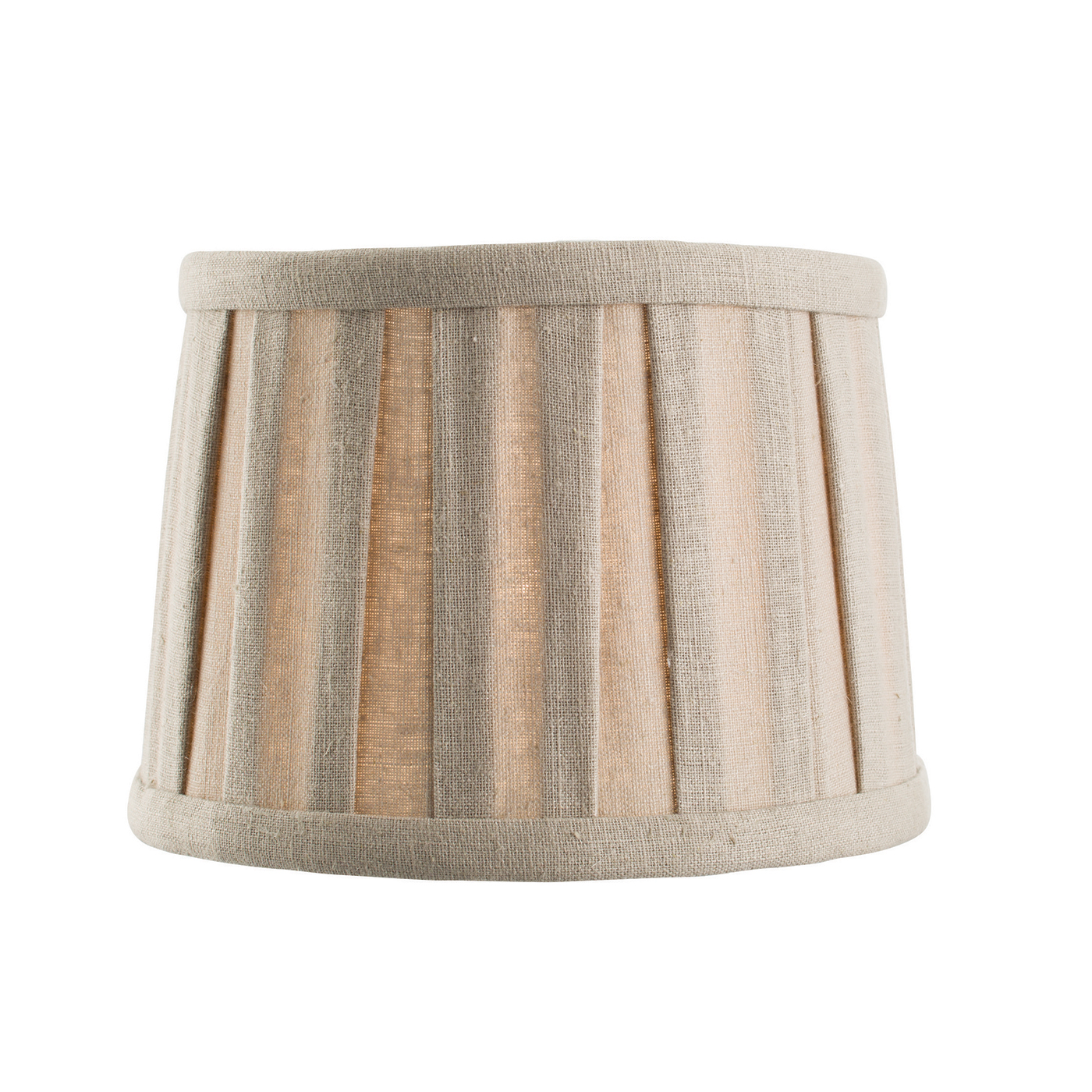 Endon 61343 Cleo Shade 6in E14/B22 Taupe