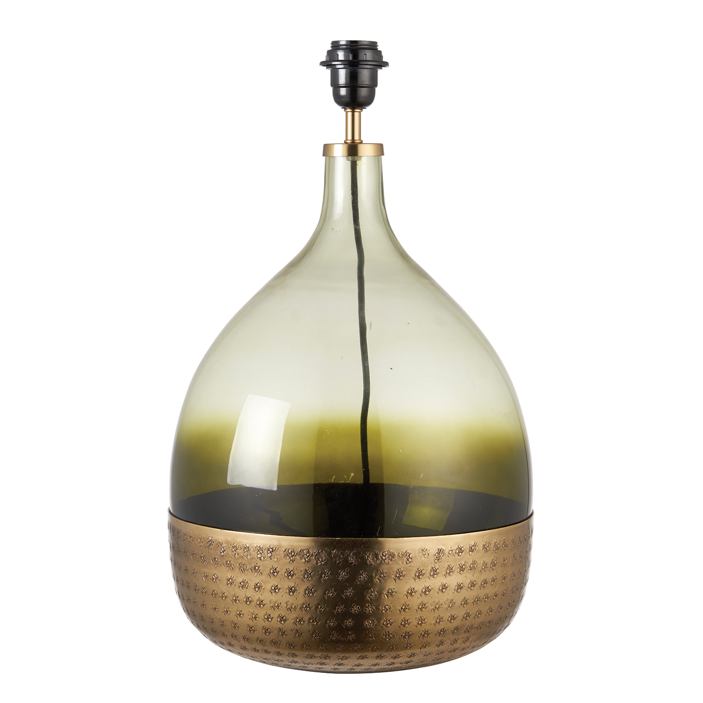 Endon 69804 Sultan Table Lamp 40W Green