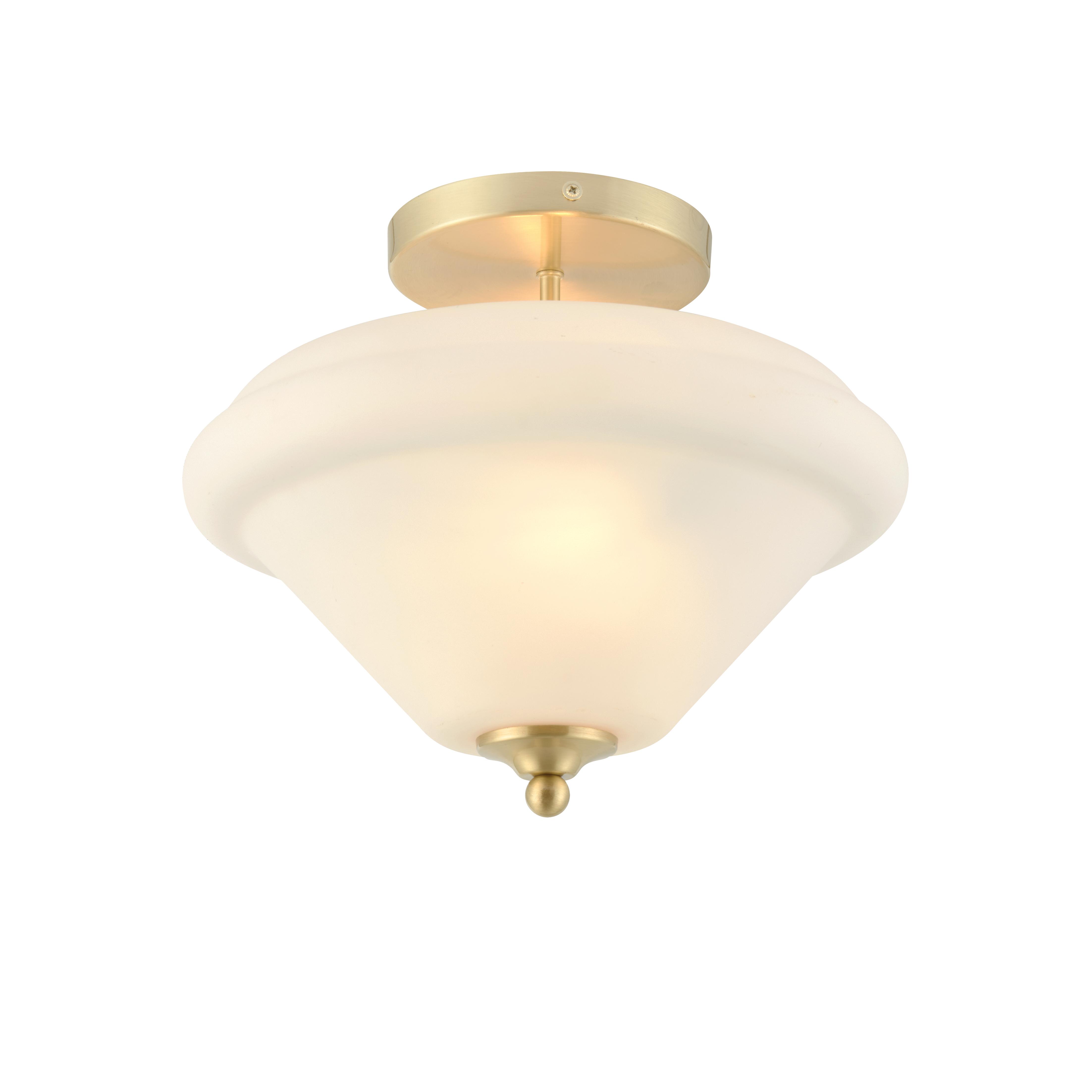 Endon 72790 Sicily Ceiling Light 2x40W