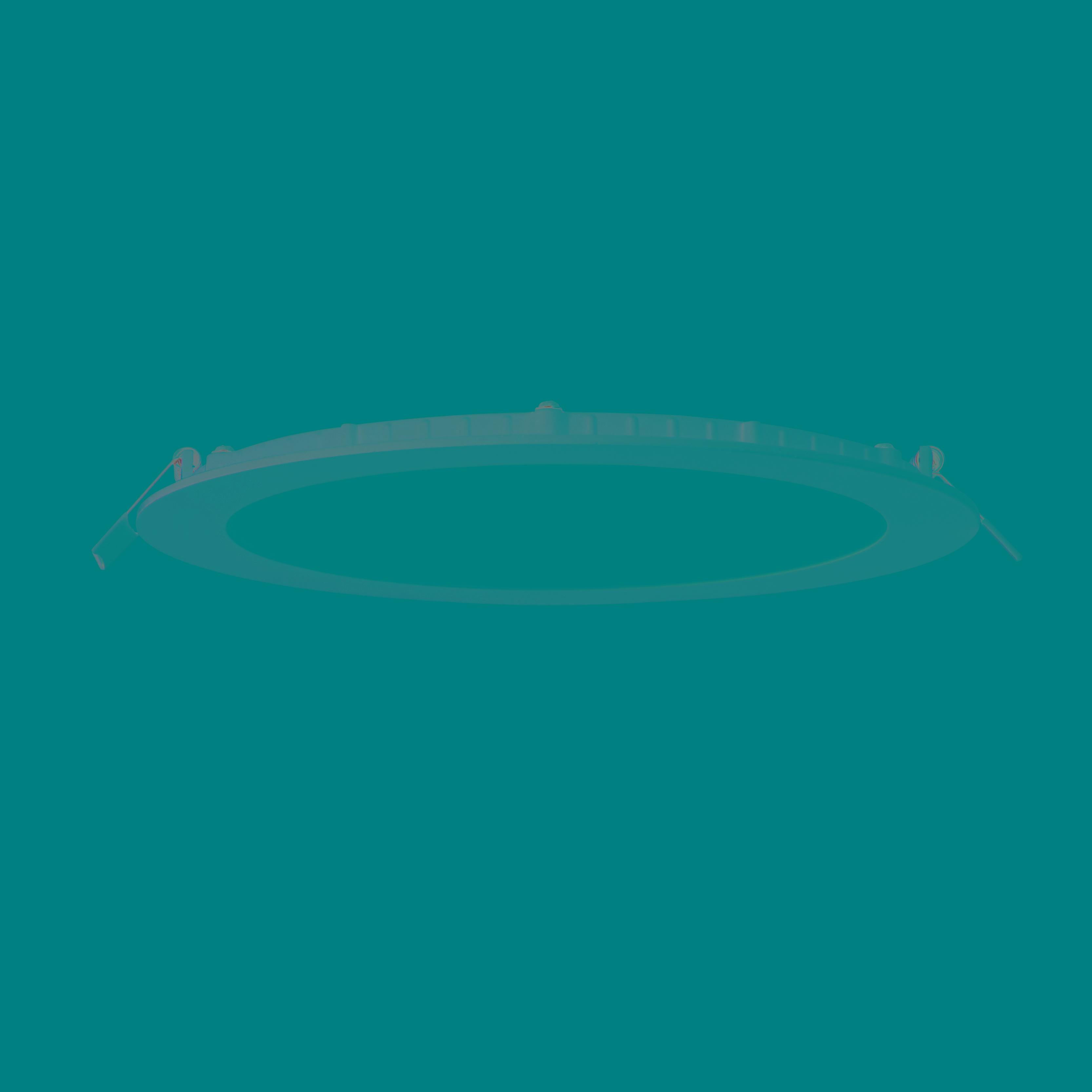 Saxby 74394 SirioDISC Em/Lumin C/W 18W