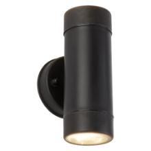 Searchlight 7592-2BK LED Cyl W/Lgt 2x3W