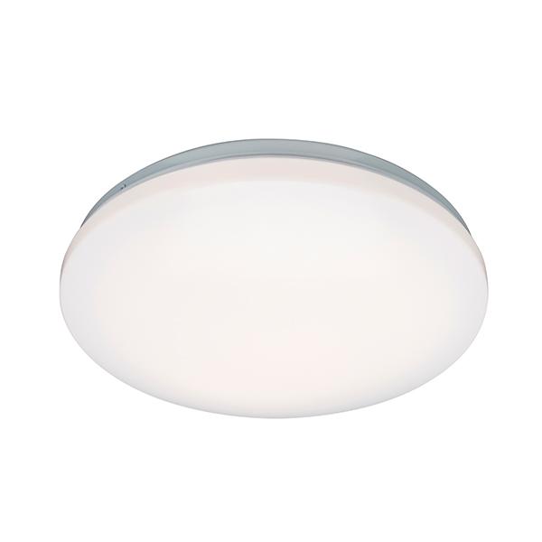 Saxby 78585  - BROCO FLUSH IP44 16W WARM WHITE