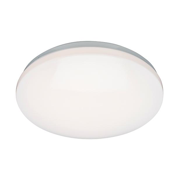 Saxby 78586 - BROCO MW IP44 16W WARM WHITE
