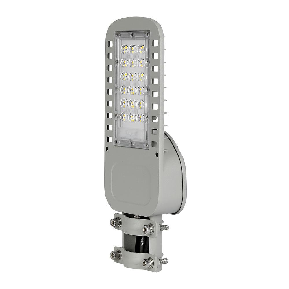 V-TAC 957 - VT-34ST 30W LED SLIM STREETLIGHT SAMSUNG CHIP 6400K(120LM/W)
