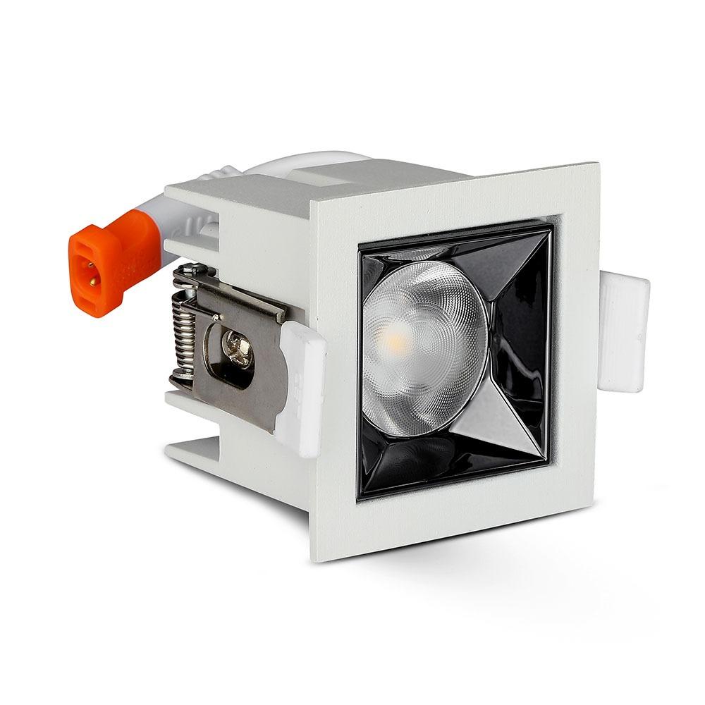 V-TAC 972 - VT-2-04 4W LED REFLECTOR SMD DOWNLIGHT SAMSUNG CHIP 2700K 12'D