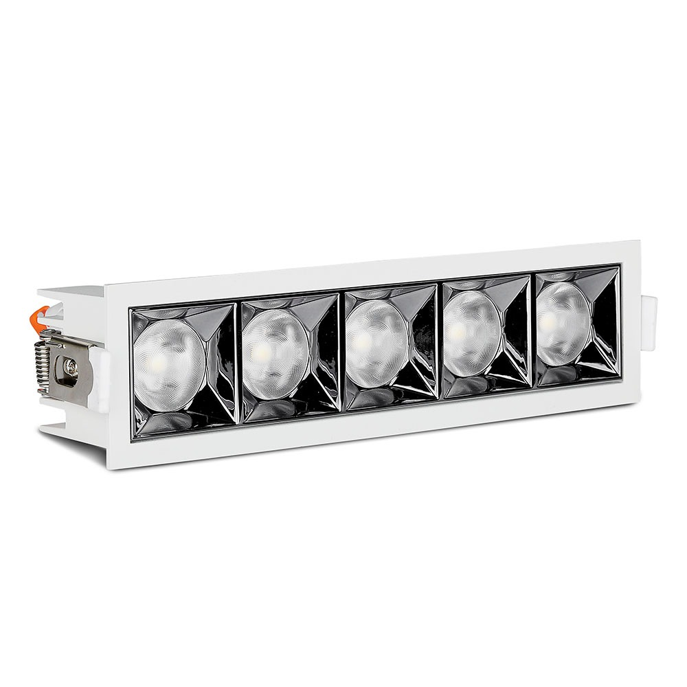 V-TAC 995 - VT-2-21 20W LED REFLECTOR SMD DOWNLIGHT SAMSUNG CHIP 4000K 38'D
