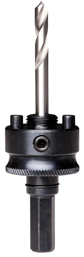 Starrett A2 Arbor&HSS Drill 32-210mm