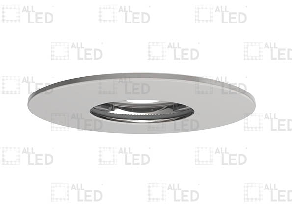 ALL LED AFD75BZ/IP/PC - IP65 FIXED POLISHED CHROME BEZEL FOR ICAN75 (AFD75)