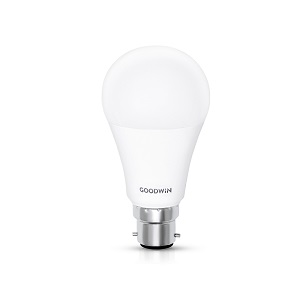 Goodwin C Series 15W 1521lm 6000K Non-Dimmable B22 Classic Frosted BC