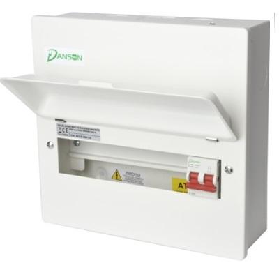 Danson E-MM044E Consumer Unit 4 Module 100A