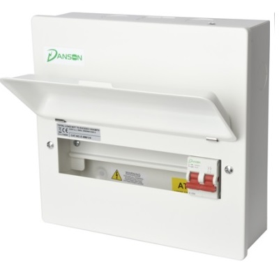 Danson E-MM164 Consumer Unit 16 Module 100A