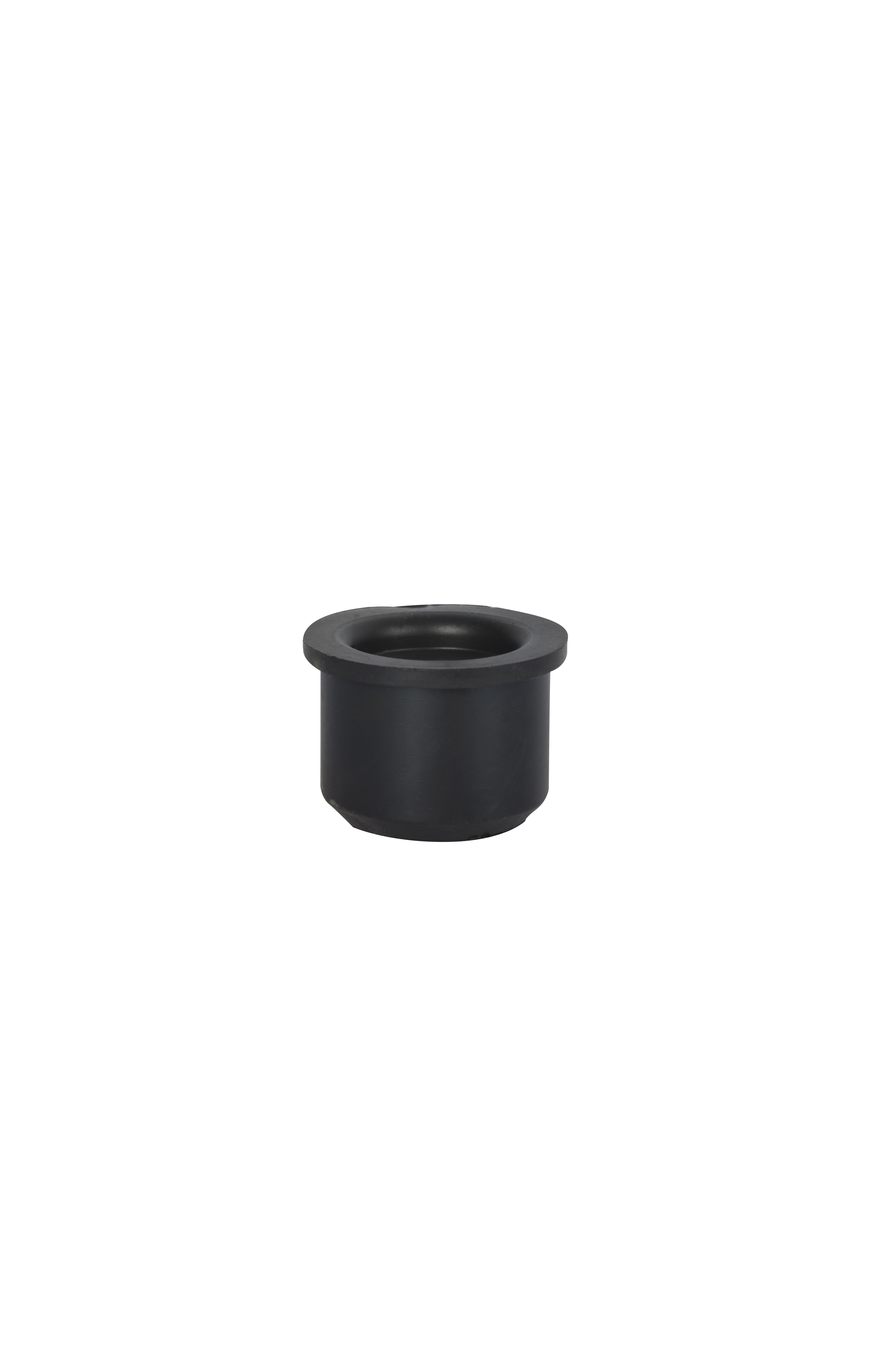 32x21.5mm Waste to Overflow Pushfit Rubber Adaptor