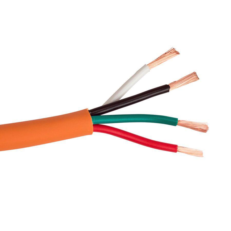 SCP 14/4 Speaker Cable (Orange) (500ft/152m)