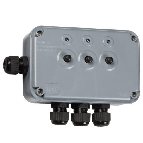 K/Bridge IP3G Switch Box 3G IP66 13A