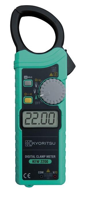 KEWTECH KEW2200 1000A Digital AC Clamp Meter