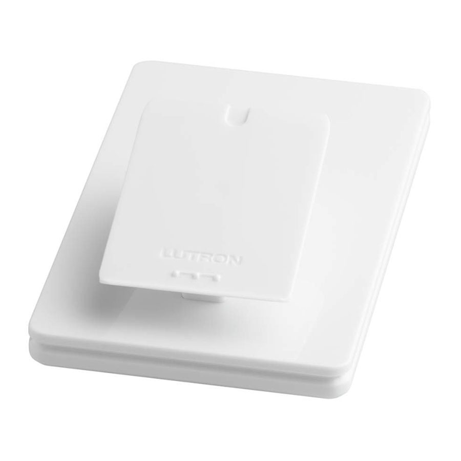 Lutron Pico Single Pedestal (White)