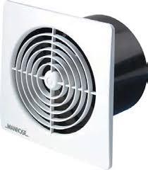 Axial Fan 4 Timer Chrome