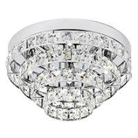 Endon MOTOWN-4CH Ceiling Light G9 4x40W