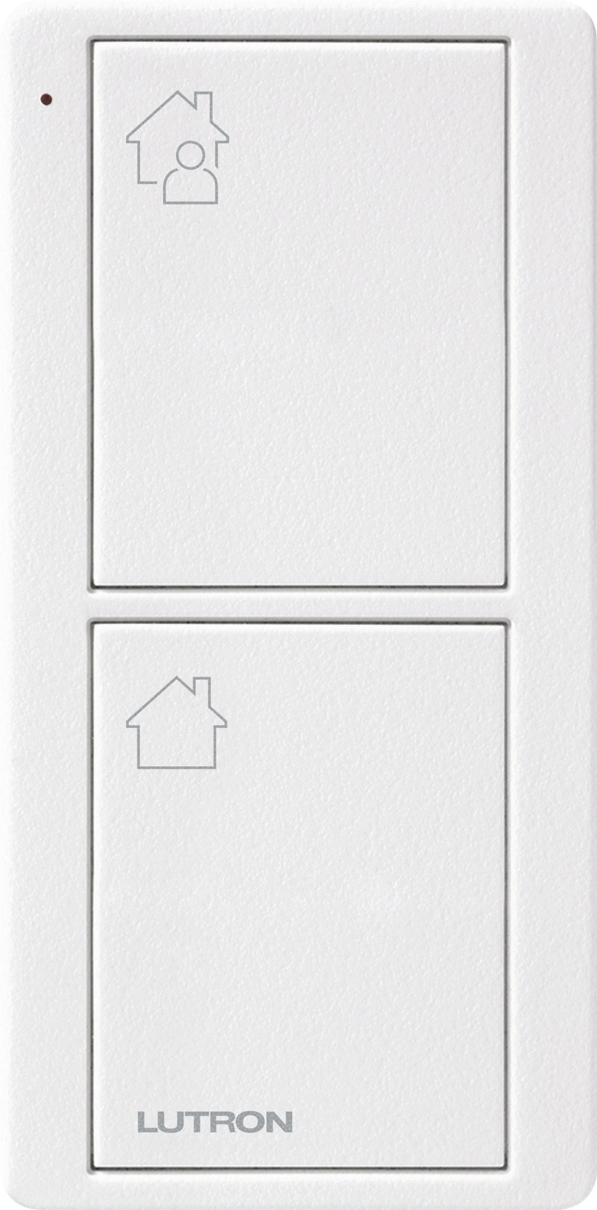 Lutron Pico RF 2 Button Control (Artic White) (Entry Model)