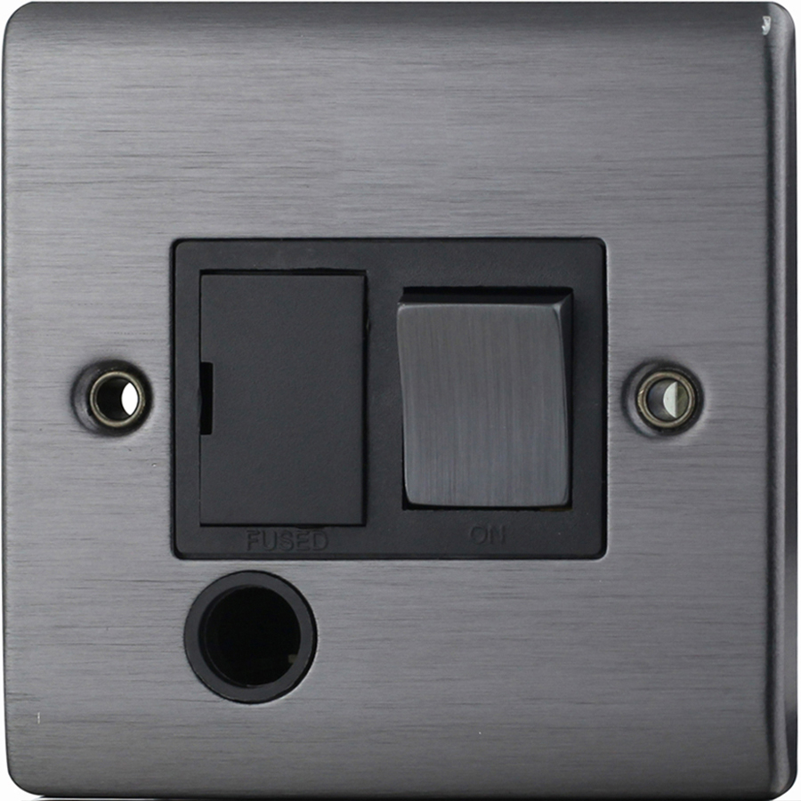 Premspec 13a Switched FCU F/O Satin Nickel