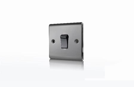 Premspec 45A DP 1G Switch Black Nickel