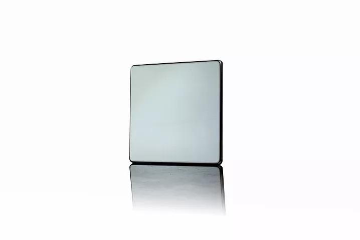 Premspec 1G Blank Plate Screwless Black Nickel