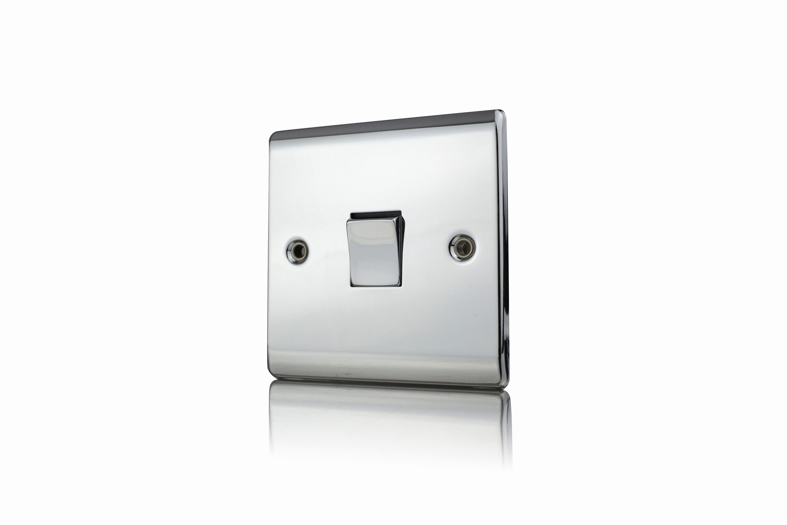 Premspec 1G Intermediate Switch Polished Chrome