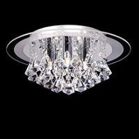 Endon RENNER-5CH Ceiling Light G9 5x33W
