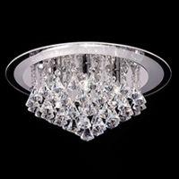 Endon RENNER-6CH Ceiling Light G9 6x33W