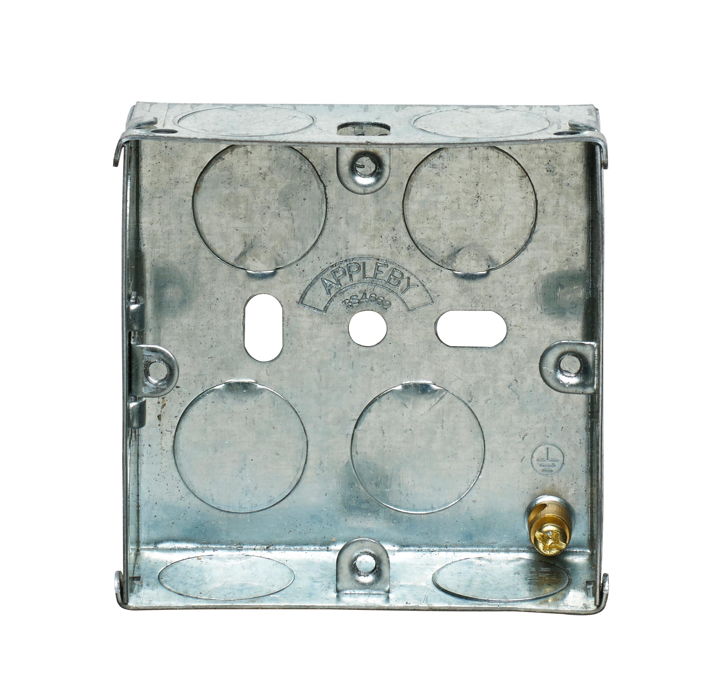 1G 47mm Metal Box