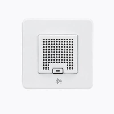Screwless 3W RMS Bluetooth Speaker Outlet - Matt White