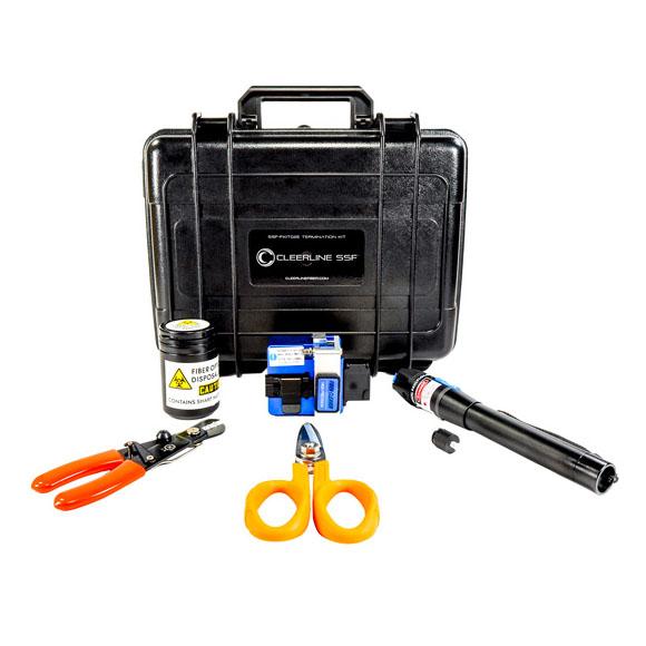 Cleerline Entry Level Fibre Termination Kit