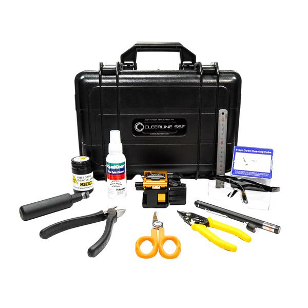Cleerline Professional Fibre Termination Kit
